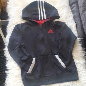 Adidas Boys Sweater Hoodie